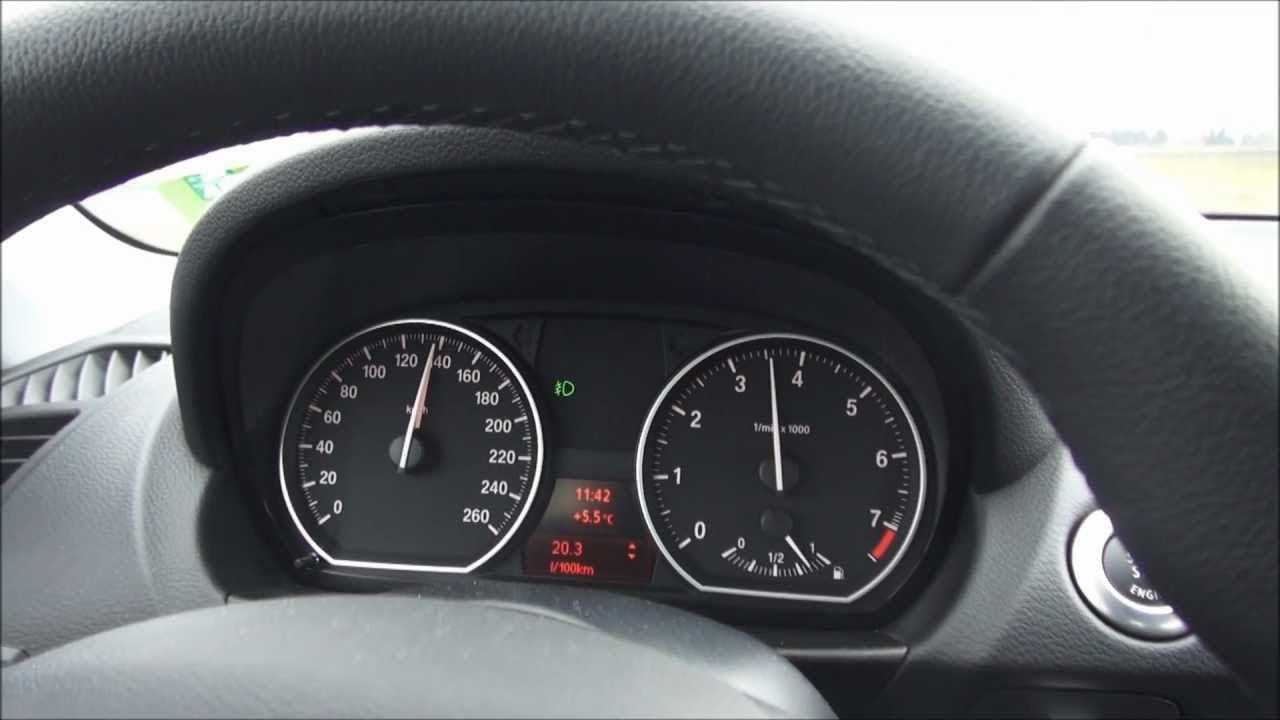 BMW 120i E87 Test Drive
