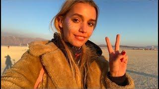 Как пережить Burning Man, если ты модель