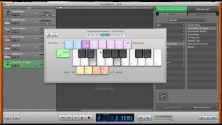 Someone like you by Adele lesson on Garageband Keyboard