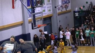 lamelo the goat ball 92 point game reaction 41 in the 4th