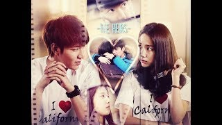 """Поцелуи из дорамы """"НАСЛЕДНИКИ""""