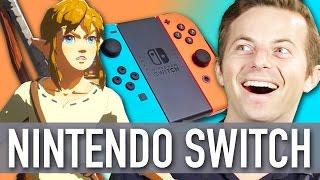 Zelda Fans Get Surprised With Breath of the Wild (Exclusive Gameplay)