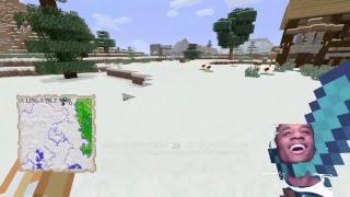 Minecraft  Livestream   H Freddie & Chill with Malik & Abraham & Cam