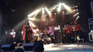 Concert Tiken Jah Sherbrooke, QC 11/07/2014 (by Nosko)