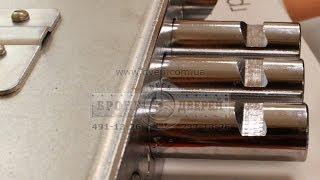 Сверление защитной пластины замка BORDER ЗВ 8-6 К5(http://dveri.com.ua/ Наш внутренний тест защитной пластины к замку BORDER ЗВ 8-6 к5 с шторкой. Напоминаем, что долгое..., 2013-03-26T04:12:00.000Z)