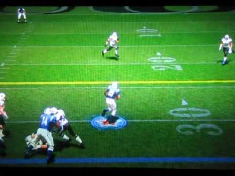 Inside Run WIth All Pro Football To Compare To Madden 2009 Must Be Fixed In 2010