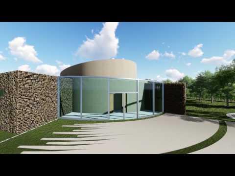 Multi-faith Centre and Memorial Garden - 3D video