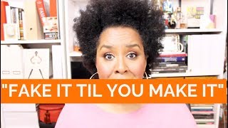MAKEUP ARTISTS LIES / FAKE IT TIL YOU MAKE IT(extended version)