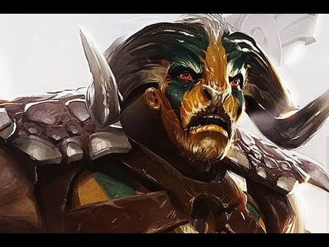видео: dota 2 Гайд по герою - elder titan | Таурен | tauren chieftain | cairne bloodhoof