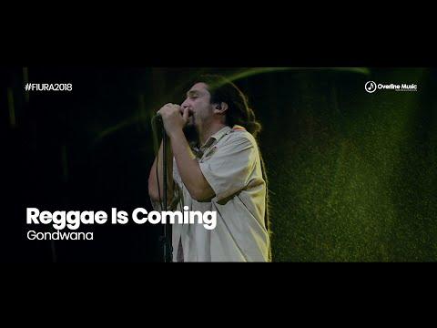 Gondwana - Reggae Is Coming en vivo | Festival Unirock Cali Colombia 2017 | Overline Music