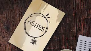 Ayna ( আয়না ) Official - Ashes ( Lyrical Video )