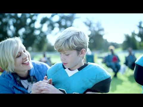 As Heard On The Monsters - New PSA shows kids smoking and say its less dangerous than football?!