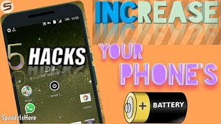 Increase Your Phone