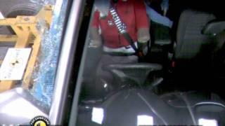 Краш-тест и видео краш-тест Chevrolet Captiva (Шевроле Каптива)