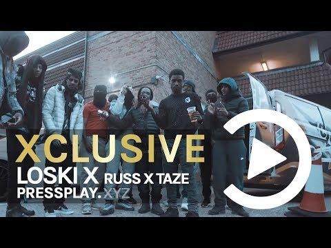 Loski X Russ X Taze - Olympic Chinging (Music Video) @itspressplayuk - Поисковик музыки mp3real.ru