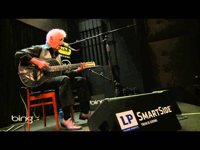 Doug MacLeod - The Night of the Devil's Road (Bing Lounge)