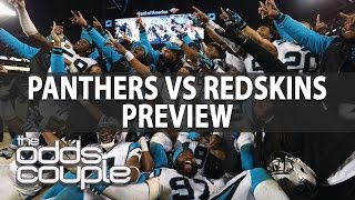 NFL Picks | Odds Couple | Carolina Panthers vs Washington Redskins