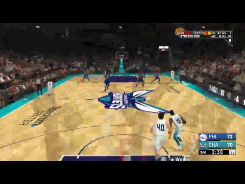 Streaking On 3s  -  Pull Up