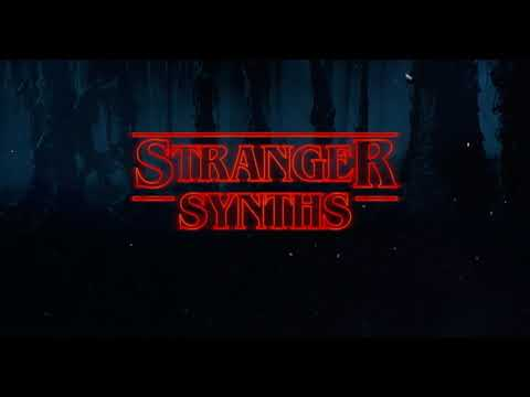 Stranger Synths  Retro Synthwave Mixtape
