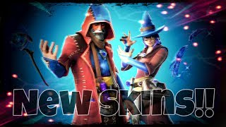 NEW SKINS!!! - 5K VBUCK GIVEAWAY SOON!! FORTNITE BATTLE ROYALE - Lethal Heir - #241
