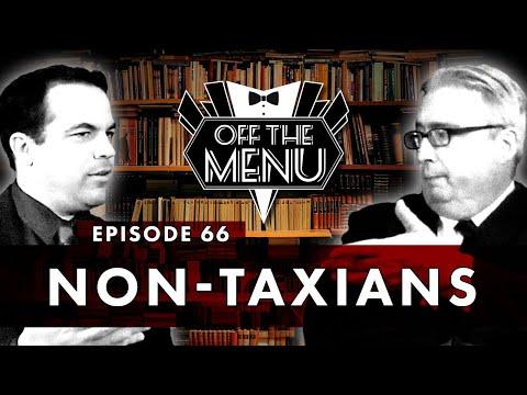 Off the Menu: Episode 66 - Non-Taxians