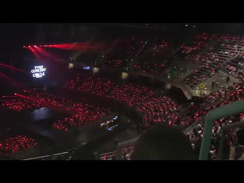 Red Ocean TVXQ! Circle live in Bangkok