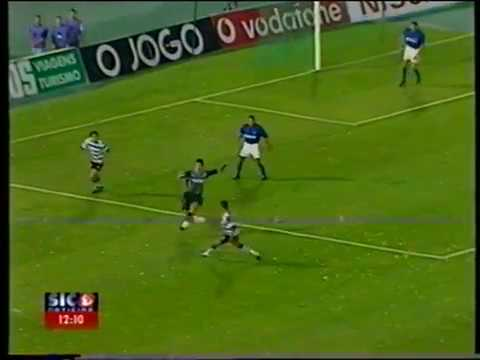 Sporting - 0 x Inter - 0 de 2002/2003 uefa Cl