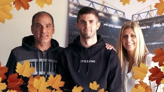 This is how Christian Pulisic celebrate Thanksgiving with his family! 🇺🇸