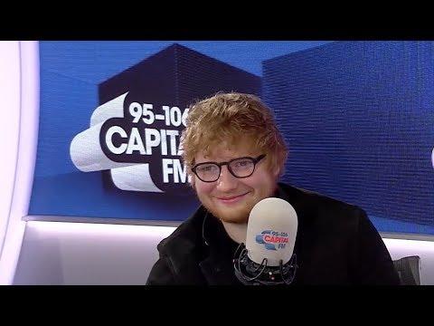 Girlfriend Cherry had to brush Ed Sheeran's teeth