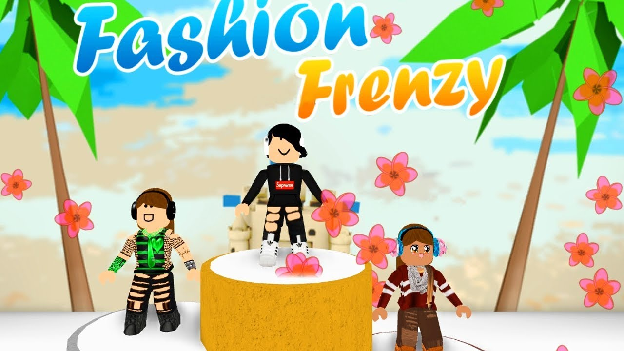 Fashion Frenzy Gamer Girl
