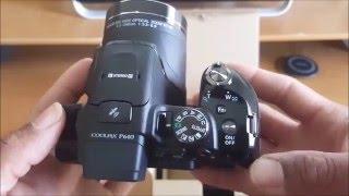 Nikon Coolpix P610 features