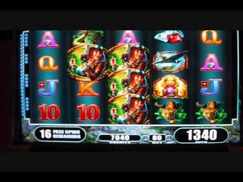 Exotic Treasures Slot Machine