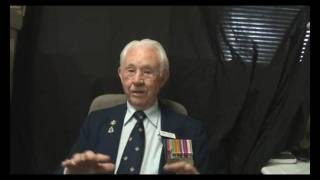 WWII RAAF veteran Howard Healey