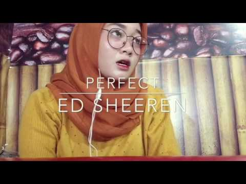 PERFECT ( ed sheeren ) cover by Hilza