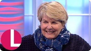 Sandi Toksvig Loves Being Noel Fielding's 'Little Danish Wife' | Lorraine