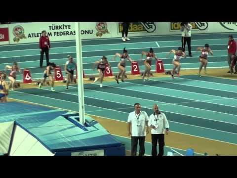 Balkan Indoor Championships - Istanbul 2013.