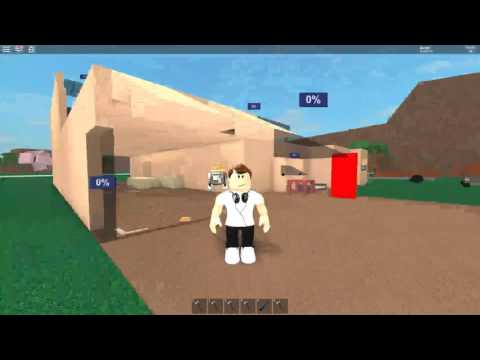 Roblox Lumber tycoon 2 MAKING A GIANT CAR RAMP!!!