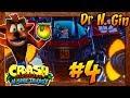 ABM: Crash Bandicoot 2 Cortex Strikes Back !! N.SANE TRILOGY!! Playthrough 4!! HD PS4