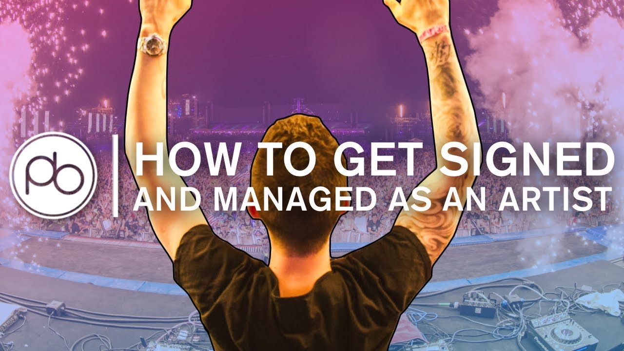 How To Get Signed To A Record Label and Find Artist Management With Attilio Pugliese