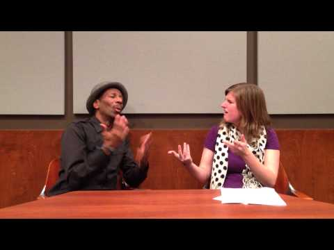 Interview with CJ Jones (With English Subtitles!!)