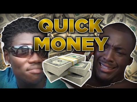 HOW TO MAKE QUICK MONEY | Sakawa Boys