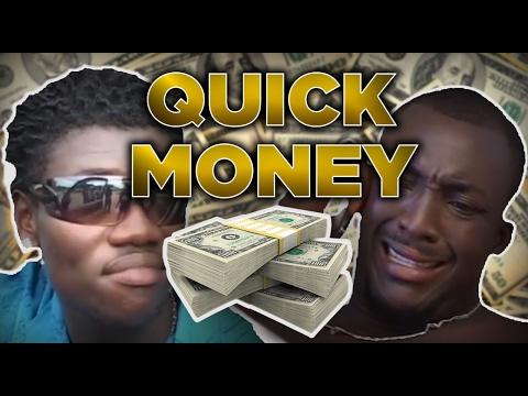 HOW TO MAKE QUICK MONEY | Sakawa Boys