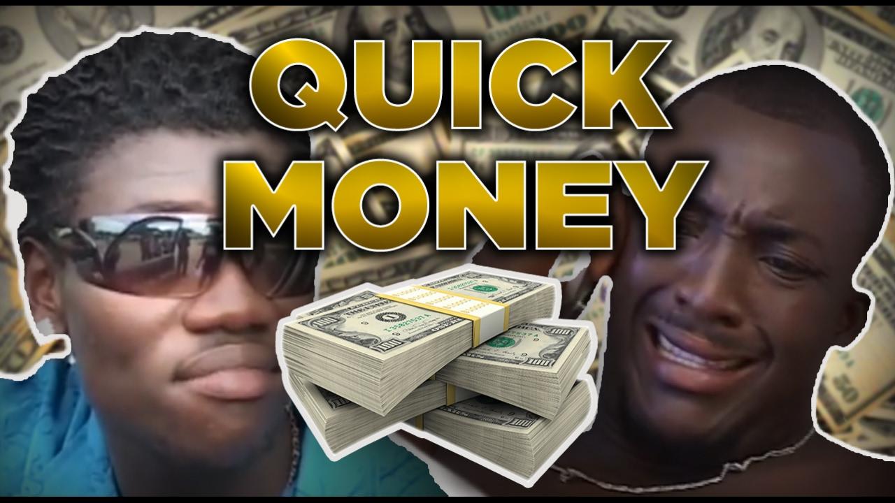 HOW TO MAKE QUICK MONEY   Sakawa Boys