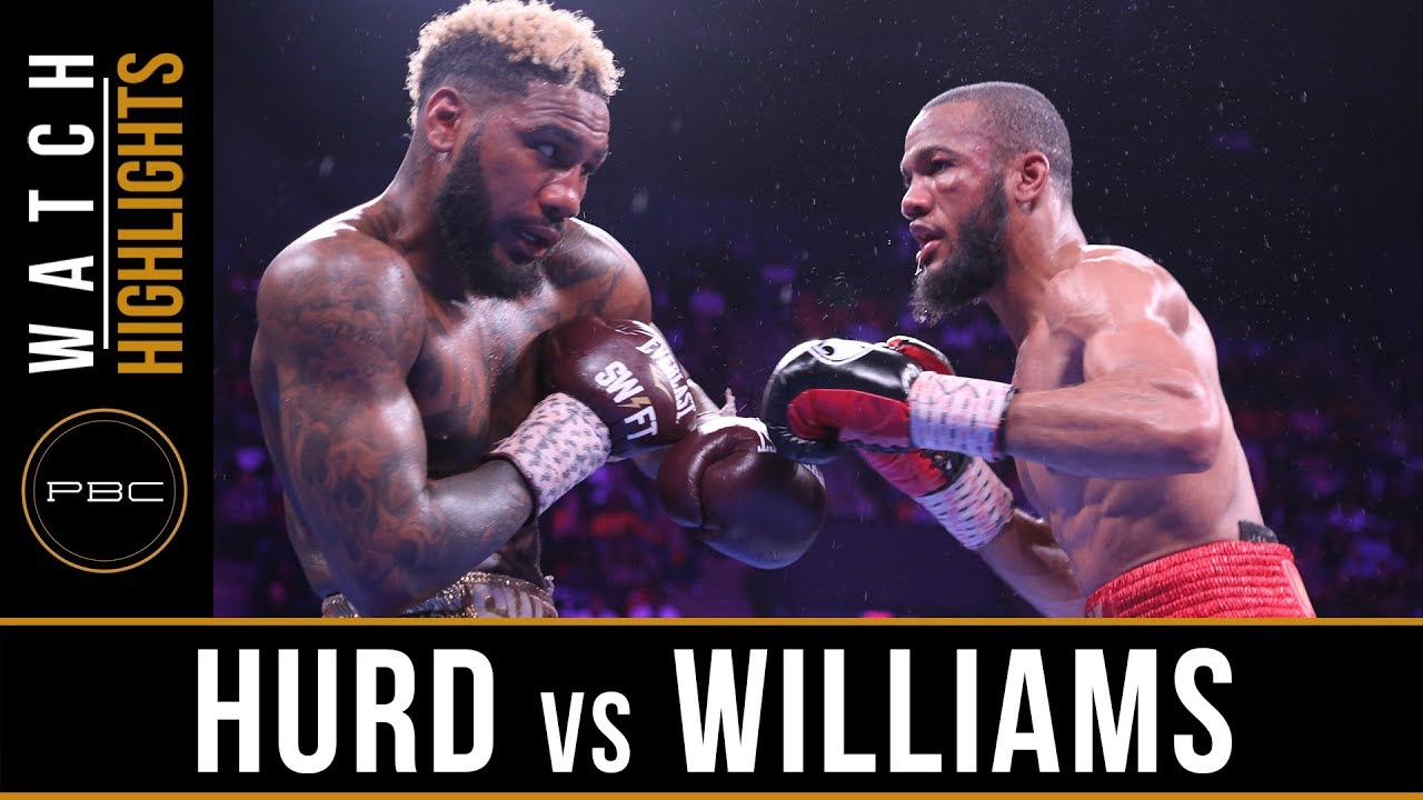 Hurd vs Williams HIGHLIGHTS: May 11, 2019 — PBC on FOX