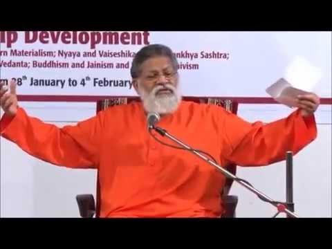 Mimamsa & Vedanta - Swami Bodhananda - 2016