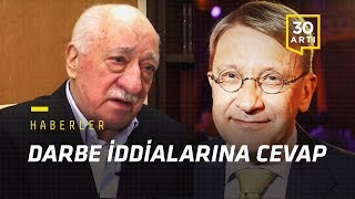 Gülen'den darbe cevabı…'Abidin Ünal yalan söylüyor'…Mahkemeden 'Pardon'…Akşener Erdoğan'ı eleştirdi…