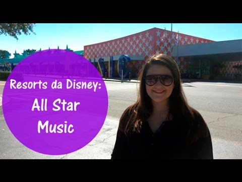 Hotel  Disneys ALL STAR MUSIC #5