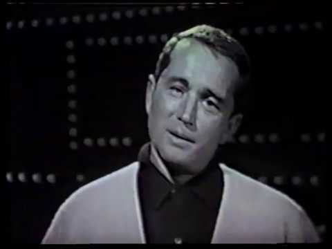 Perry Como Live - Here's To My Lady