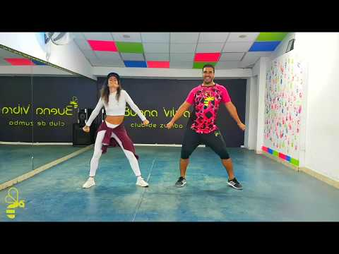 Made For Now - Janet Jackson ft Daddy Yankee / Zumba