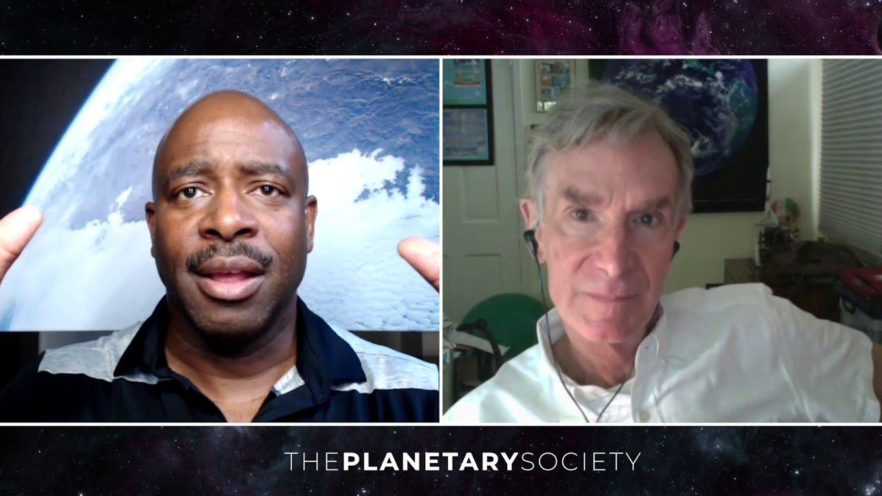 A Critical Mission | A Conversation: Leland Melvin and Bill Nye
